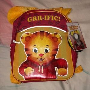 NEW Daniel the Tiger Backpack